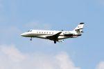 まいけるさんが、スワンナプーム国際空港で撮影したAdvance Aviation Gulfstream G200の航空フォト(写真)