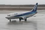 職業旅人さんが、新潟空港で撮影したANAウイングス 737-54Kの航空フォト(写真)
