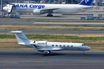 T.Sazenさんが、羽田空港で撮影したNORTH HOLDINGS LLC G-IV-X Gulfstream G450の航空フォト(写真)
