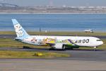 panchiさんが、羽田空港で撮影したAIR DO 767-381の航空フォト(写真)
