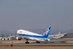 yuuki1214さんが、伊丹空港で撮影した全日空 777-281/ERの航空フォト(写真)