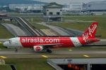 KAZKAZさんが、クアラルンプール国際空港で撮影したエアアジア A320-216の航空フォト(写真)