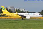 いおりさんが、成田国際空港で撮影したバニラエア A320-214の航空フォト(写真)