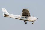 NCT310さんが、調布飛行場で撮影したアイベックスアビエイション 172S Skyhawk SPの航空フォト(写真)