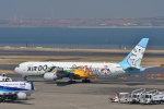 T.Sazenさんが、羽田空港で撮影したAIR DO 767-381の航空フォト(飛行機 写真・画像)