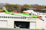 NCT310さんが、調布飛行場で撮影した群馬県防災航空隊 412EPの航空フォト(写真)