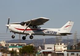 LOTUSさんが、八尾空港で撮影した岡山航空 172R Skyhawk IIの航空フォト(写真)
