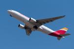 ぎんじろーさんが、成田国際空港で撮影したイベリア航空 A330-202の航空フォト(写真)