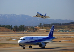 タミーさんが、小松空港で撮影した全日空 A320-211の航空フォト(写真)