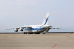 yousei-pixyさんが、中部国際空港で撮影したヴォルガ・ドニエプル航空 An-124-100 Ruslanの航空フォト(写真)