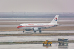 delawakaさんが、上海浦東国際空港で撮影した中国東方航空 A319-115の航空フォト(飛行機 写真・画像)