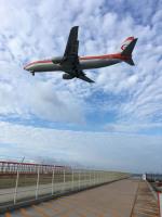 下地島空港タッチアンドゴー1990sさんが、下地島空港で撮影した日本トランスオーシャン航空 737-446の航空フォト(飛行機 写真・画像)