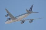 cornicheさんが、ドーハ・ハマド国際空港で撮影したカタール航空カーゴ 747-8DZFの航空フォト(飛行機 写真・画像)