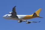 多楽さんが、成田国際空港で撮影したポーラーエアカーゴ 747-46NF/SCDの航空フォト(写真)