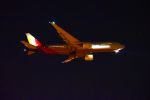まいけるさんが、スワンナプーム国際空港で撮影したアシアナ航空 777-28E/ERの航空フォト(写真)