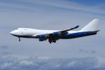LAX Spotterさんが、ロサンゼルス国際空港で撮影したドバイ・ロイヤル・エア・ウィング 747-412F/SCDの航空フォト(写真)