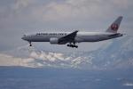 こゆたんさんが、新千歳空港で撮影した日本航空 777-289の航空フォト(写真)
