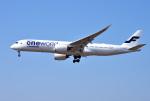 mojioさんが、成田国際空港で撮影したフィンエアー A350-900の航空フォト(飛行機 写真・画像)