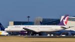 パンダさんが、成田国際空港で撮影したマカオ航空 A321-231の航空フォト(飛行機 写真・画像)