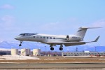 hidetsuguさんが、新千歳空港で撮影したTVPX ARS INC TROSTEE G-V-SP Gulfstream G550の航空フォト(写真)