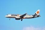 hidetsuguさんが、新千歳空港で撮影したジェットスター・ジャパン A320-232の航空フォト(写真)