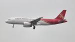 誘喜さんが、香港国際空港で撮影した深圳航空 A320-232の航空フォト(写真)