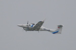 pringlesさんが、チューリッヒ空港で撮影したHorizon Swiss Flight Academy DA42 TwinStarの航空フォト(写真)