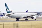 もりやんさんが、成田国際空港で撮影したキャセイパシフィック航空 777-367の航空フォト(写真)