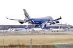 もりやんさんが、成田国際空港で撮影したエアブリッジ・カーゴ・エアラインズ 747-4KZF/SCDの航空フォト(写真)