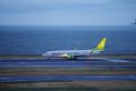Parsleyさんが、羽田空港で撮影したソラシド エア 737-86Nの航空フォト(飛行機 写真・画像)
