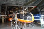 Koenig117さんが、ル・ブールジェ空港で撮影したフランス空軍 SE-3130 Alouette IIの航空フォト(写真)