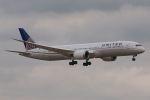 木人さんが、成田国際空港で撮影したユナイテッド航空 787-9の航空フォト(写真)