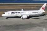 767さんが、中部国際空港で撮影した日本航空 787-8 Dreamlinerの航空フォト(写真)