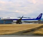 ザキヤマさんが、熊本空港で撮影した全日空 A321-211の航空フォト(写真)