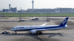 westtowerさんが、羽田空港で撮影した全日空 787-9の航空フォト(写真)