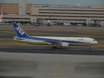 さゆりんごさんが、羽田空港で撮影した全日空 767-381の航空フォト(写真)