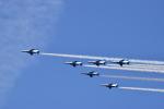 BOEING737-400SWALさんが、防衛大学校入口で撮影した航空自衛隊 T-4の航空フォト(写真)