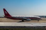 delawakaさんが、上海浦東国際空港で撮影した上海航空 737-8Q8の航空フォト(飛行機 写真・画像)