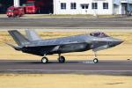 アイトムさんが、名古屋飛行場で撮影した航空自衛隊 F-35A Lightning IIの航空フォト(写真)