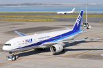 panchiさんが、羽田空港で撮影した全日空 777-281の航空フォト(写真)