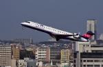 mild lifeさんが、伊丹空港で撮影したアイベックスエアラインズ CL-600-2C10 Regional Jet CRJ-702ERの航空フォト(写真)