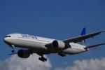 JA8037さんが、成田国際空港で撮影したユナイテッド航空 777-322/ERの航空フォト(写真)
