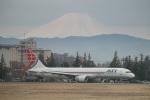 はやたいさんが、横田基地で撮影したエア・トランスポート・インターナショナル 757-2Y0(C)の航空フォト(写真)