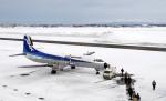 planetさんが、札幌飛行場で撮影したエアーニッポン YS-11A-500の航空フォト(写真)