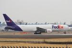 セブンさんが、成田国際空港で撮影したフェデックス・エクスプレス 767-3S2F/ERの航空フォト(飛行機 写真・画像)