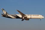 セブンさんが、成田国際空港で撮影したニュージーランド航空 787-9の航空フォト(飛行機 写真・画像)