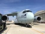 485k60さんが、名古屋飛行場で撮影した航空自衛隊 C-2の航空フォト(飛行機 写真・画像)