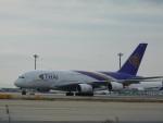 飛行機侍 空閣丸さんが、関西国際空港で撮影したタイ国際航空 A380-841の航空フォト(写真)