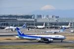 空が大好き!さんが、羽田空港で撮影した全日空 777-281/ERの航空フォト(写真)