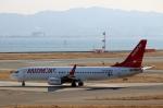 ハピネスさんが、関西国際空港で撮影したイースター航空 737-808の航空フォト(写真)